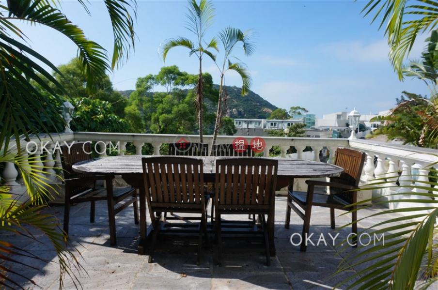 Exquisite house with sea views, rooftop & terrace   Rental   Jade Beach Villa (House) 華翠海灣別墅 Rental Listings