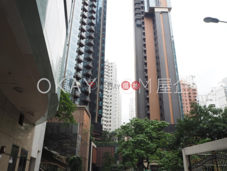 Unique 4 bedroom on high floor with sea views & balcony | For Sale | Tower 6 The Pavilia Hill 柏傲山 6座 Sales Listings