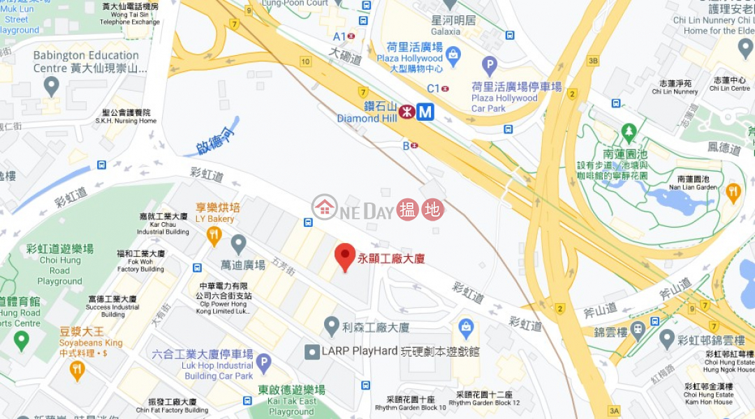 香港搵樓|租樓|二手盤|買樓| 搵地 | 工業大廈|出售樓盤|新蒲崗最荀 低水之選