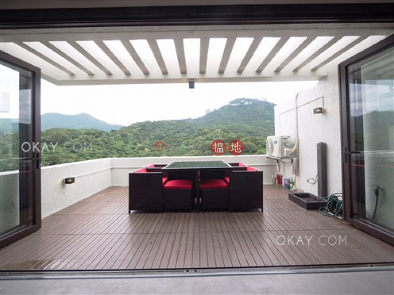 Unique 3 bedroom on high floor with terrace & balcony | Rental | Chi Fu Fa Yuen-Fu Yar Yuen 置富花園-富雅苑 Rental Listings