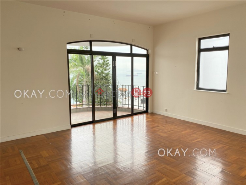 Beautiful house with balcony | Rental, Magnolia Villas 百合苑 Rental Listings | Western District (OKAY-R356638)