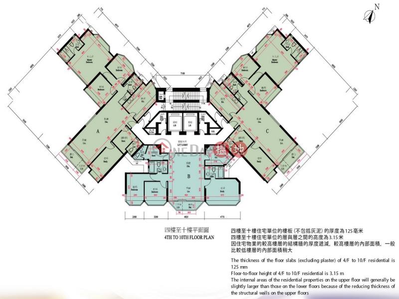 香港搵樓|租樓|二手盤|買樓| 搵地 | 住宅出租樓盤|油柑頭4房豪宅筍盤出租|住宅單位