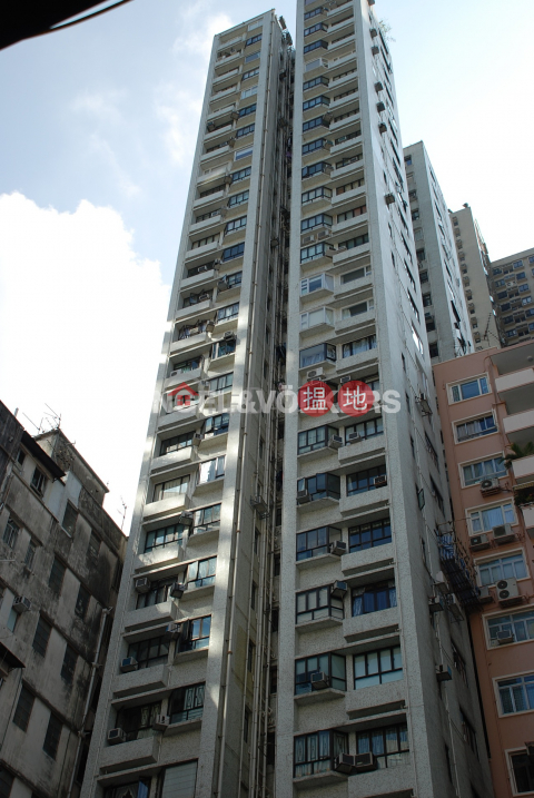 Studio Flat for Rent in Mid Levels West|Western DistrictCaine Building(Caine Building)Rental Listings (EVHK91932)_0