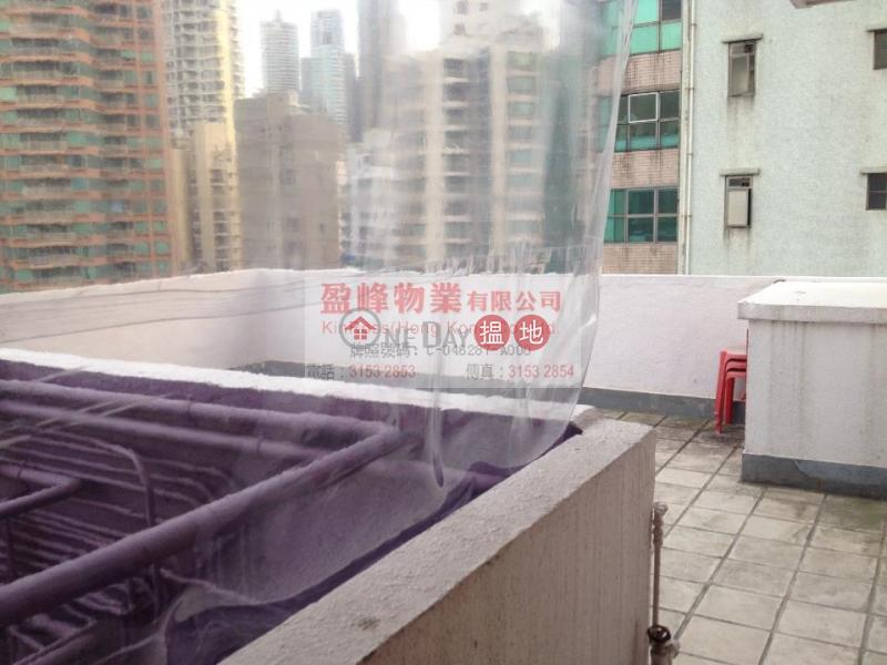 HK$ 10,800/ 月 威利大廈 西區-上環威利大廈單位出租 住宅