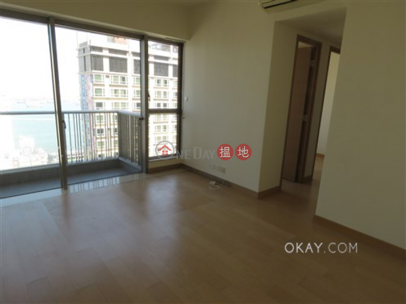 Nicely kept 2 bedroom on high floor with balcony   For Sale   Island Crest Tower 1 縉城峰1座 Sales Listings