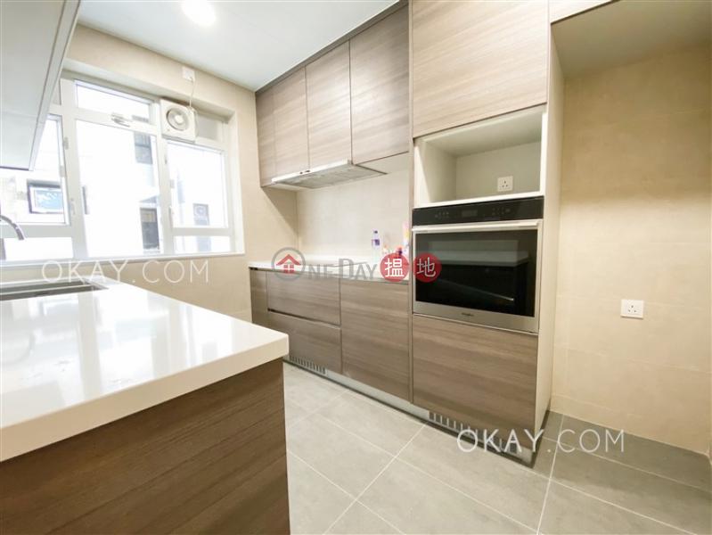 Popular 3 bedroom with balcony & parking   Rental, 83-85 Blue Pool Road   Wan Chai District Hong Kong Rental   HK$ 55,000/ month