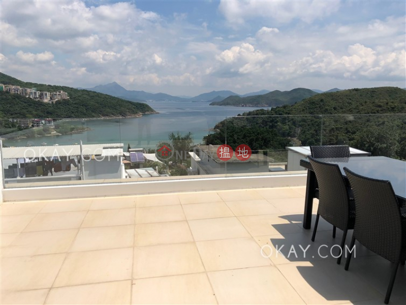 Nicely kept house with sea views, rooftop & balcony | Rental, Tai Hang Hau Road | Sai Kung Hong Kong Rental | HK$ 43,000/ month