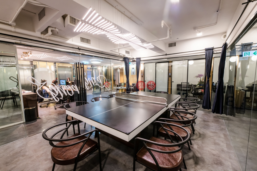 Co Work Mau I Ride Out the Challenge With You | Causeway Bay Ping Pong Metting Room $320/Hour up | Eton Tower 裕景商業中心 Rental Listings