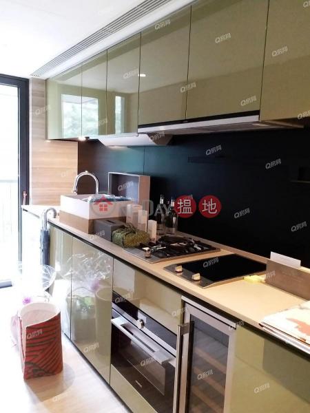 豪宅地段,有匙即睇,環境優美,地標名廈《蔚庭軒租盤》|18柏道 | 西區-香港-出租|HK$ 37,000/ 月