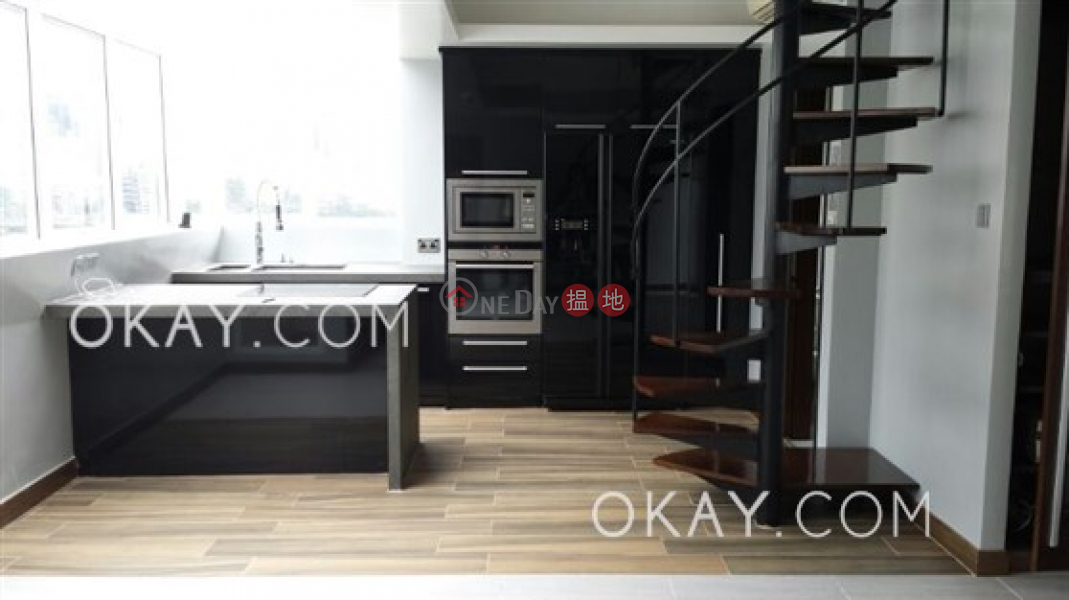 Gorgeous penthouse with rooftop, terrace & balcony | Rental 13-19 Sing Woo Road | Wan Chai District | Hong Kong, Rental | HK$ 39,000/ month