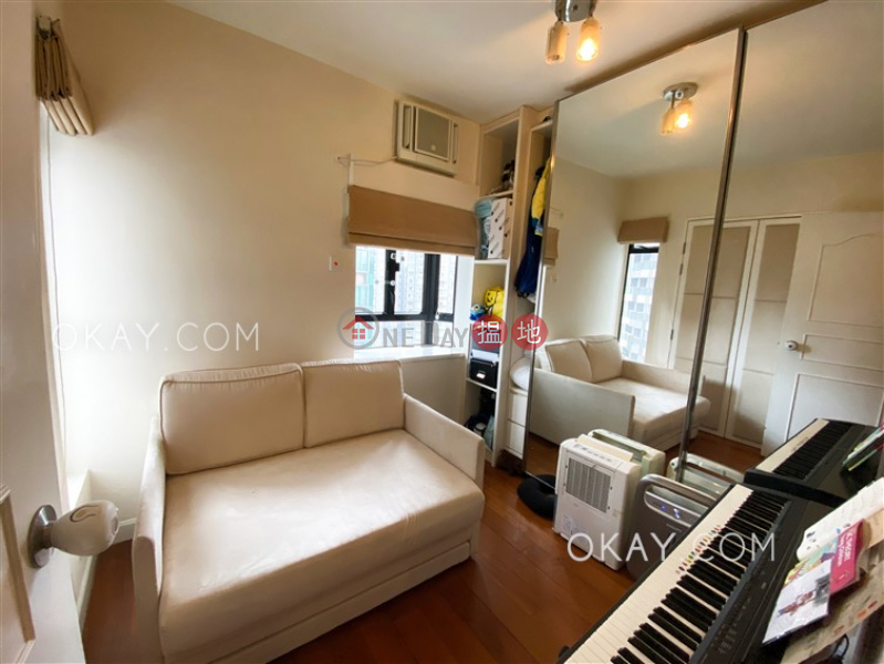 Efficient 3 bed on high floor with balcony & parking | Rental 99 Caine Road | Central District | Hong Kong, Rental, HK$ 55,000/ month
