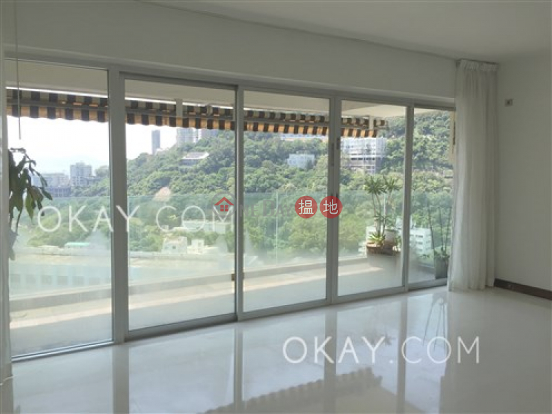 Property Search Hong Kong | OneDay | Residential, Rental Listings | Efficient 4 bed on high floor with sea views & balcony | Rental