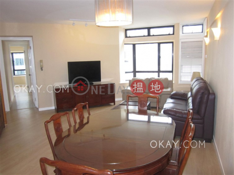 Nicely kept 3 bedroom in Tin Hau | Rental|Park Towers Block 1(Park Towers Block 1)Rental Listings (OKAY-R27036)_0