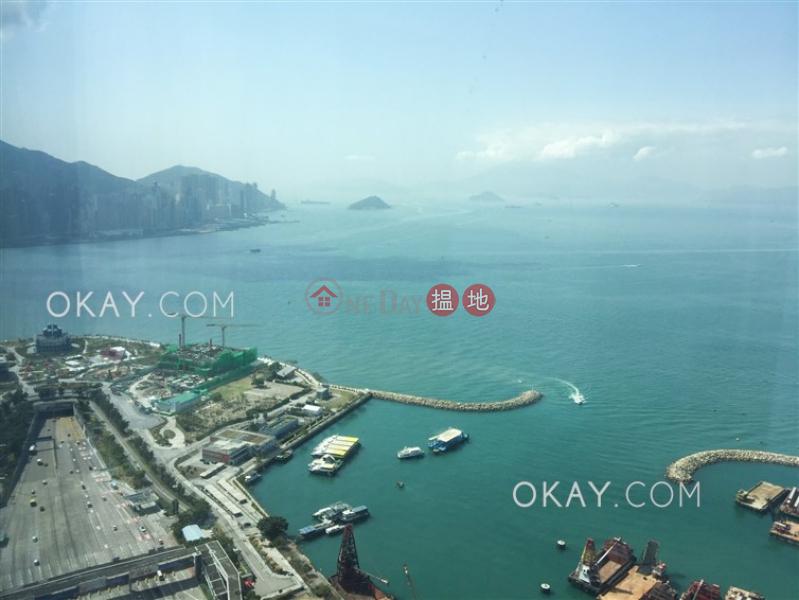HK$ 60,000/ month, The Cullinan Tower 21 Zone 1 (Sun Sky),Yau Tsim Mong, Charming 3 bedroom in Kowloon Station | Rental