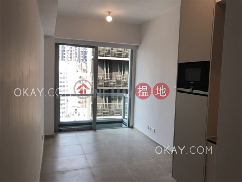 Popular 1 bedroom with balcony | Rental|Western DistrictResiglow Pokfulam(Resiglow Pokfulam)Rental Listings (OKAY-R378725)_0