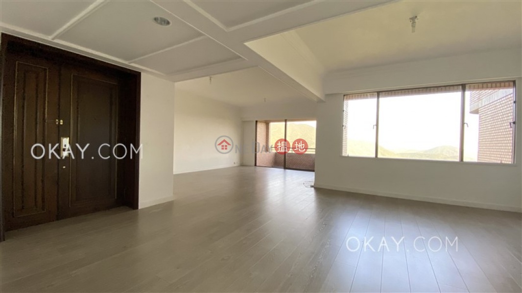 Lovely 3 bedroom with balcony & parking | For Sale | Parkview Rise Hong Kong Parkview 陽明山莊 凌雲閣 Sales Listings