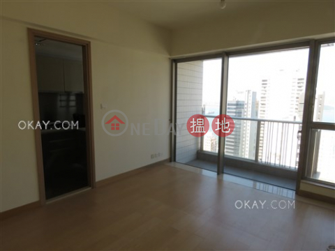 Nicely kept 2 bedroom on high floor with balcony | For Sale|Island Crest Tower 1(Island Crest Tower 1)Sales Listings (OKAY-S17476)_0