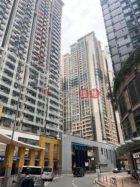 地鐵上蓋,有匙即睇,開揚遠景茵怡花園 6座租盤 8貿泰路   西貢香港出租HK$ 12,800/ 月