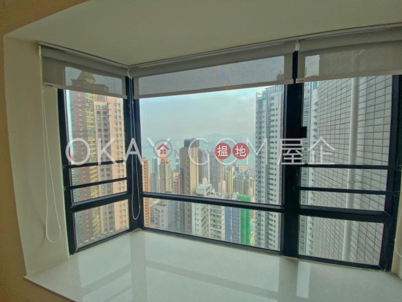 HK$ 32,500/ month   Panorama Gardens   Western District, Stylish 2 bedroom on high floor   Rental