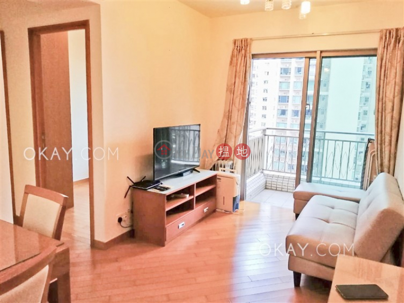 Generous 2 bedroom with balcony | Rental, The Zenith Phase 1, Block 2 尚翹峰1期2座 Rental Listings | Wan Chai District (OKAY-R61072)