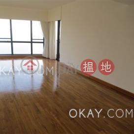 Rare 4 bedroom on high floor with sea views & balcony | Rental|Pacific View(Pacific View)Rental Listings (OKAY-R33628)_0