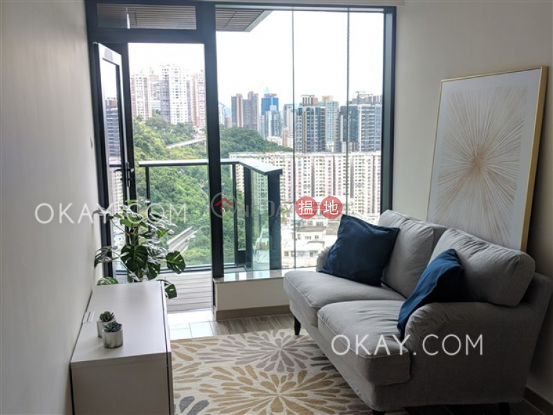 Intimate 1 bedroom on high floor with balcony | For Sale | Novum East 君豪峰 Sales Listings