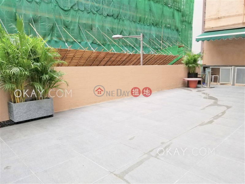 Stylish 1 bedroom with terrace | Rental, 22-34 Catchick Street | Western District, Hong Kong | Rental, HK$ 26,000/ month
