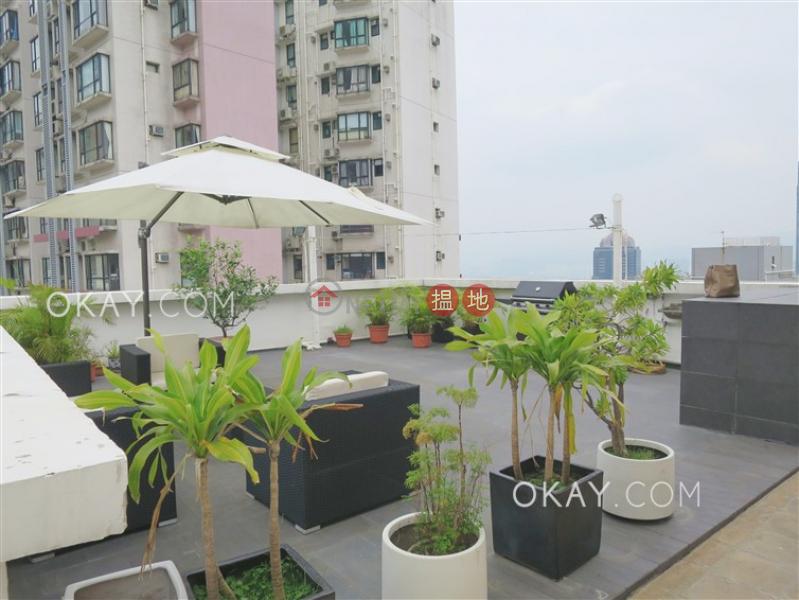 Property Search Hong Kong | OneDay | Residential | Rental Listings Tasteful 2 bedroom on high floor with rooftop | Rental