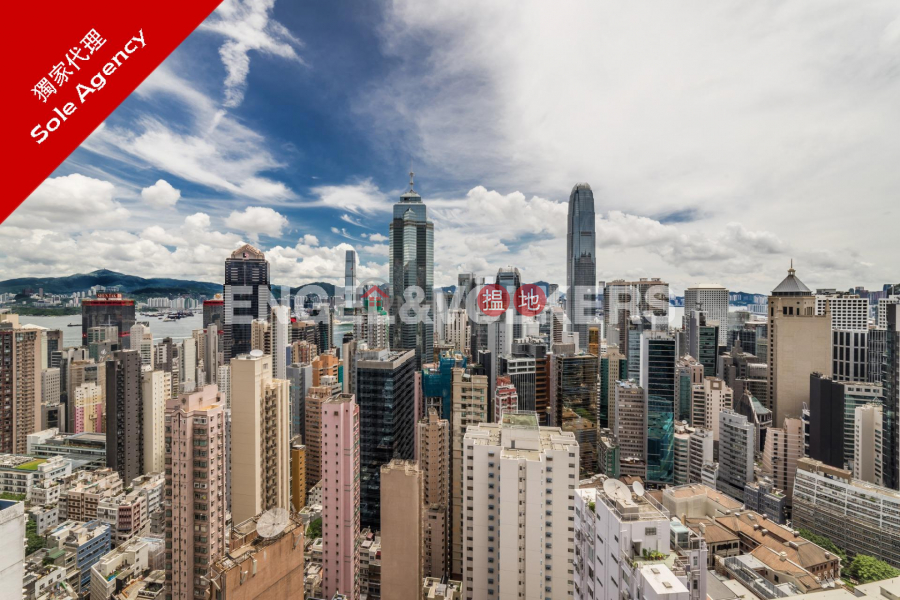 HK$ 92,000/ month Gramercy | Western District | 3 Bedroom Family Flat for Rent in Mid Levels West