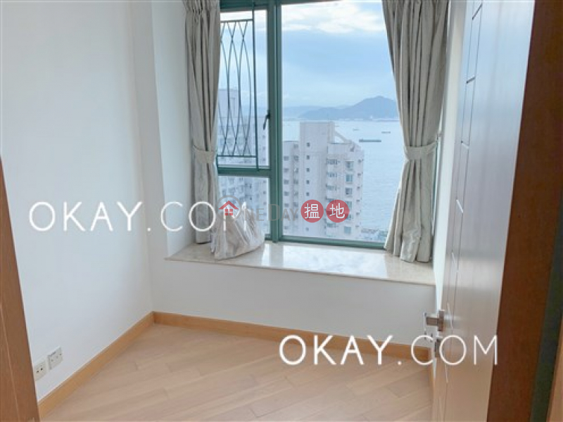Property Search Hong Kong | OneDay | Residential | Rental Listings Rare 3 bedroom on high floor with sea views & balcony | Rental
