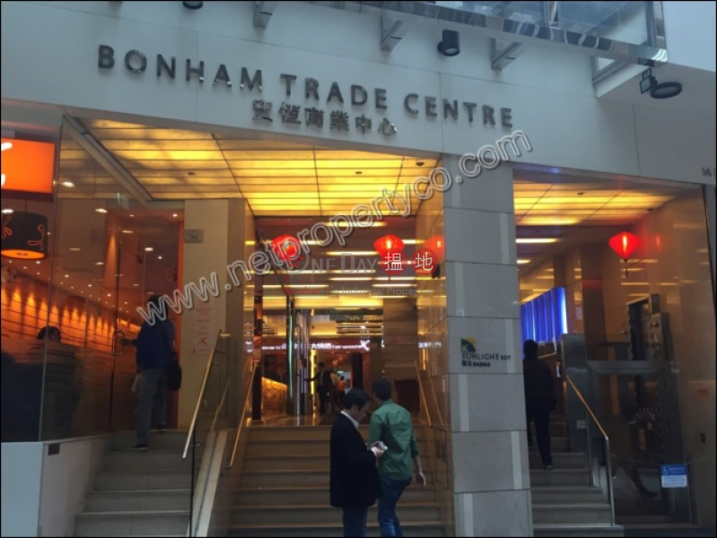 Sheung Wan district office for Lease | 50-54 Bonham Strand East | Western District, Hong Kong, Rental | HK$ 34,500/ month