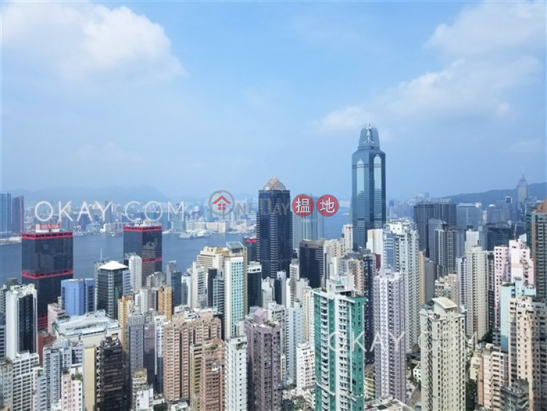 Property Search Hong Kong | OneDay | Residential Sales Listings, Rare 3 bed on high floor with harbour views & parking | For Sale