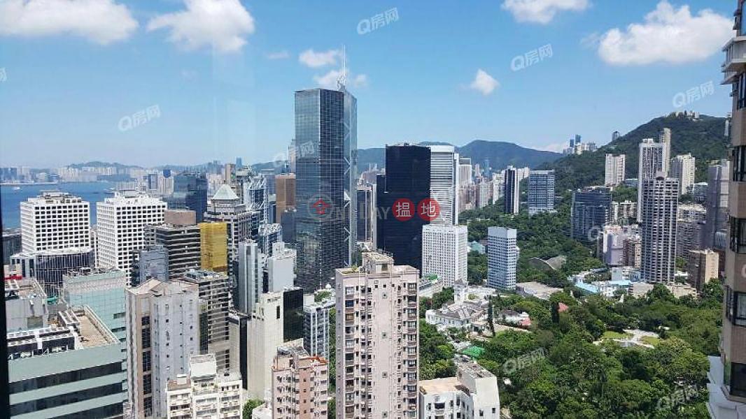 HK$ 2,450萬嘉兆臺-中區-環境優美,豪宅名廈,地標名廈,地段優越《嘉兆臺買賣盤》