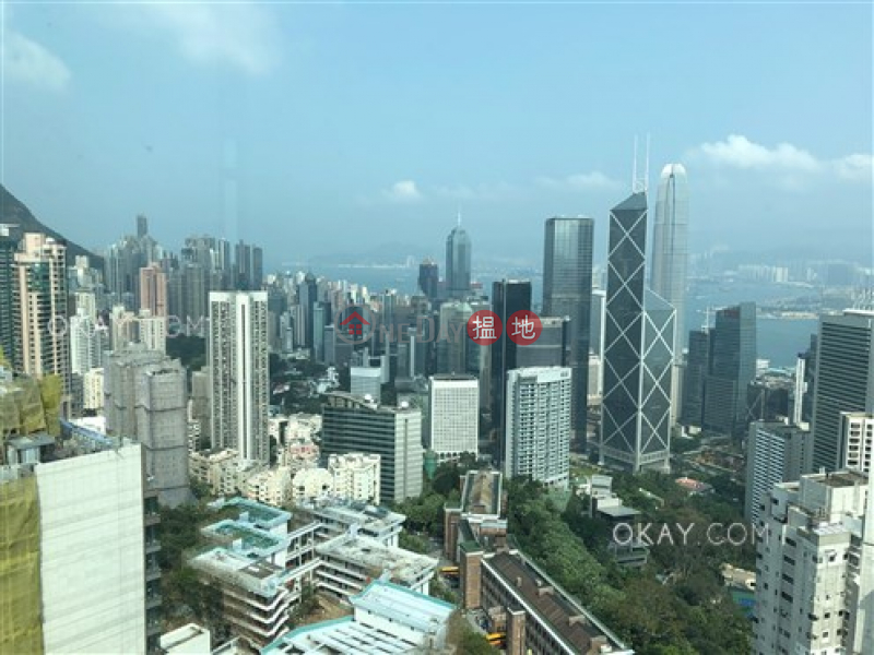 Property Search Hong Kong | OneDay | Residential Rental Listings | Lovely 4 bedroom on high floor with balcony & parking | Rental