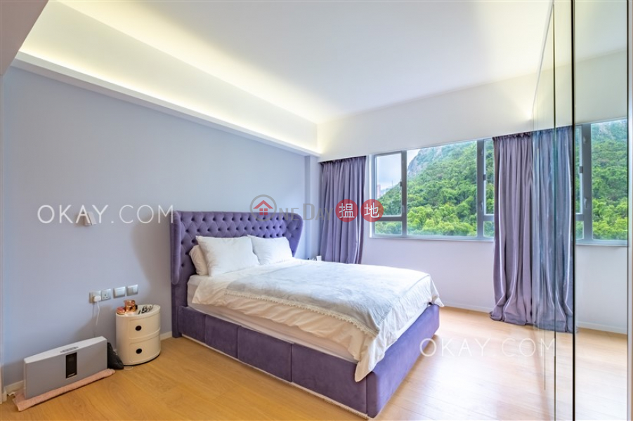 Efficient 2 bed on high floor with balcony & parking | Rental, 41 Conduit Road | Western District | Hong Kong | Rental HK$ 70,000/ month