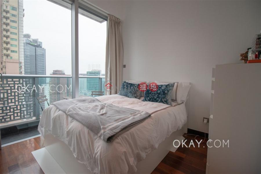 1房1廁,極高層,露台《嘉薈軒出租單位》|嘉薈軒(J Residence)出租樓盤 (OKAY-R42809)