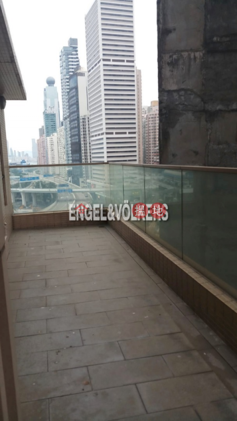 3 Bedroom Family Flat for Rent in Shek Tong Tsui Harbour One(Harbour One)Rental Listings (EVHK31254)_0