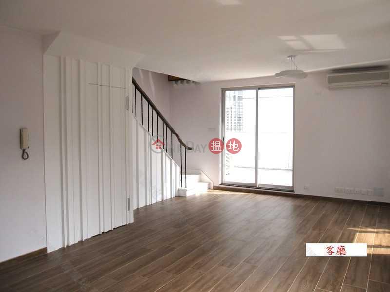 Duplex apartment with sky terrace & roof.-101薄扶林道 | 西區-香港出售HK$ 2,300萬