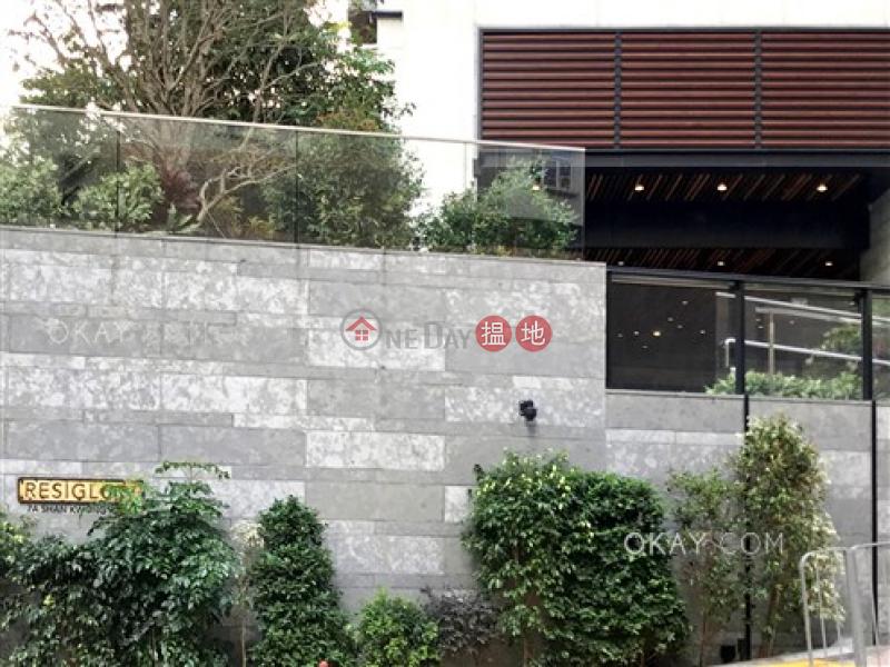 2房1廁,實用率高,星級會所,露台《Resiglow出租單位》-7A山光道 | 灣仔區-香港-出租|HK$ 39,000/ 月