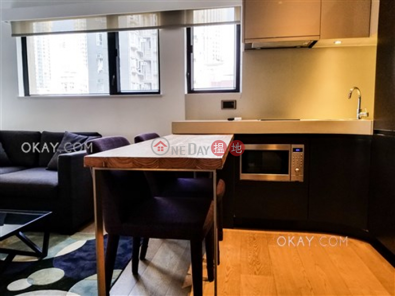 Intimate 1 bedroom on high floor | Rental 15 St Francis Street | Wan Chai District Hong Kong Rental, HK$ 29,500/ month