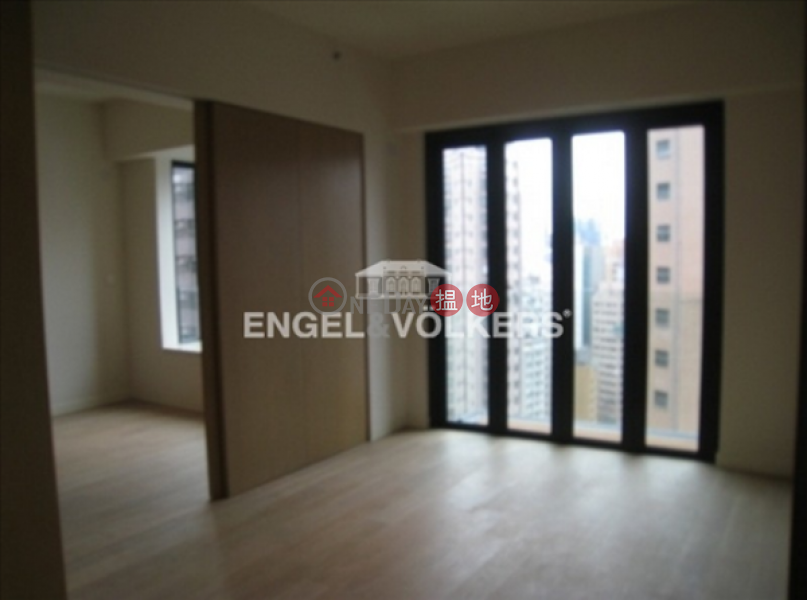 1 Bed Flat for Rent in Mid Levels West, Gramercy 瑧環 Rental Listings | Western District (EVHK18772)