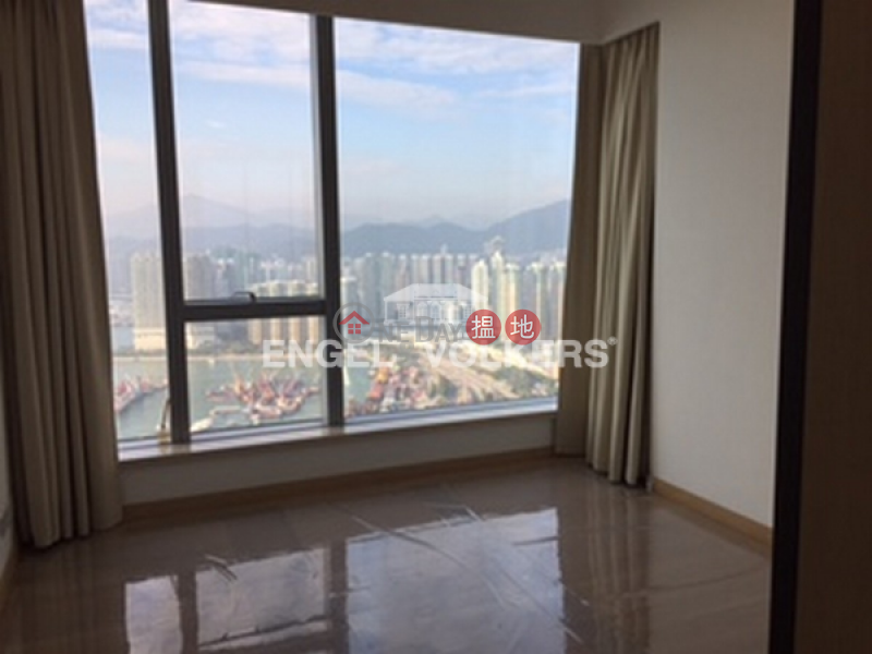 HK$ 37M The Cullinan Yau Tsim Mong, 3 Bedroom Family Flat for Sale in West Kowloon