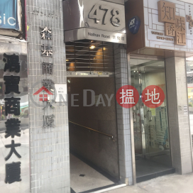 S B Commercial Building,Yau Ma Tei, Kowloon