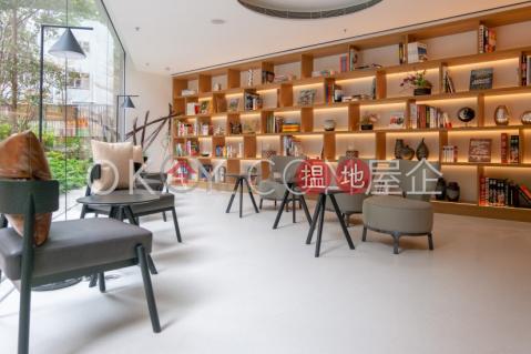 Lovely 3 bedroom on high floor with sea views & balcony | Rental|Fleur Pavilia Tower 1(Fleur Pavilia Tower 1)Rental Listings (OKAY-R365501)_0