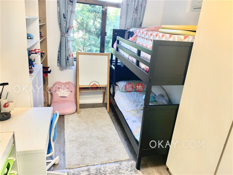 Unique 3 bedroom with balcony & parking | For Sale | Greenery Garden 怡林閣A-D座 Sales Listings