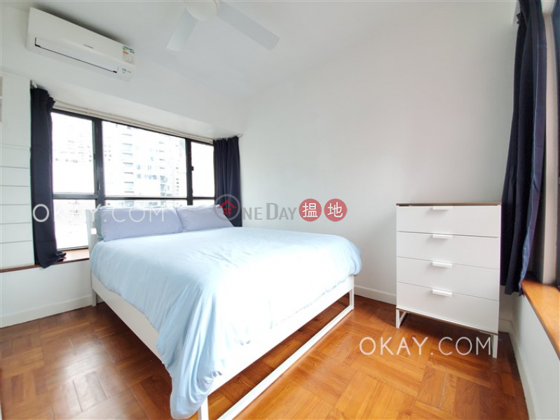Unique 2 bedroom on high floor with sea views | Rental | 46 Caine Road | Western District | Hong Kong Rental, HK$ 42,000/ month