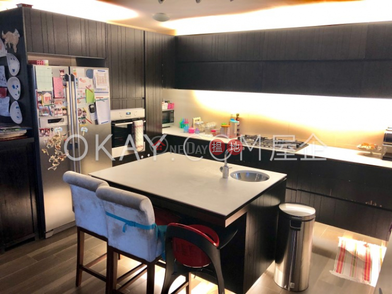 HK$ 32M | Tai Hang Hau Village | Sai Kung Exquisite house with sea views, rooftop & terrace | For Sale