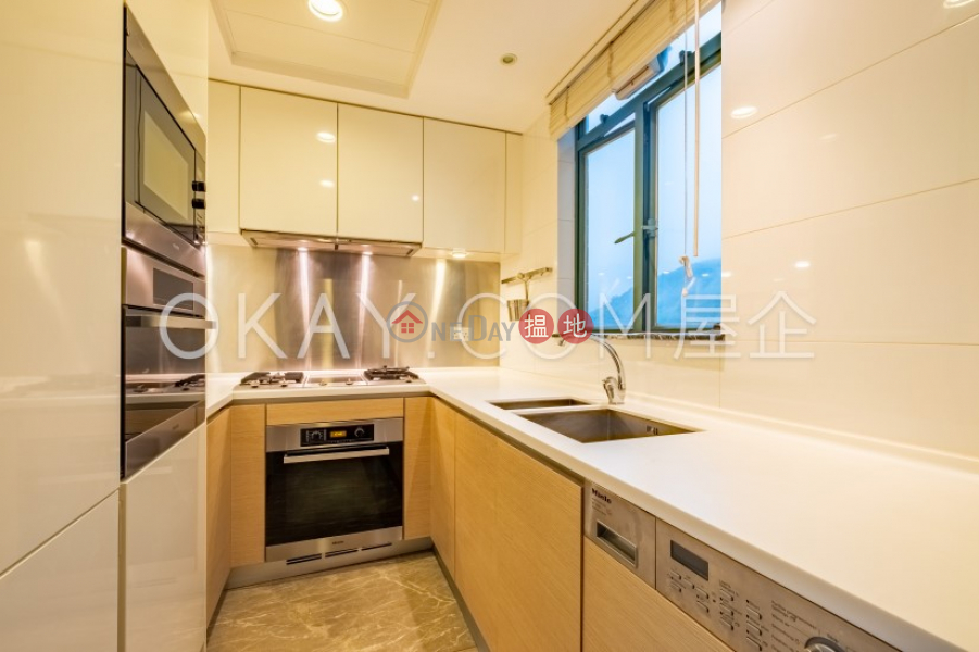 HK$ 72M Belcher\'s Hill   Western District, Exquisite 4 bed on high floor with sea views & rooftop   For Sale