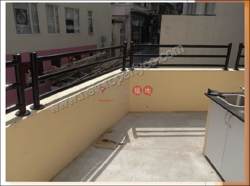 Heart of SOHO district flat for Rent, Chung Shan House 中山樓 Rental Listings | Central District (A057926)