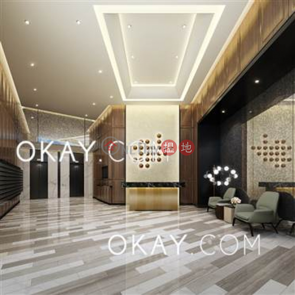 HK$ 27,000/ 月RESIGLOW薄扶林-西區-1房1廁,極高層,星級會所,露台《RESIGLOW薄扶林出租單位》